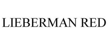 LIEBERMAN RED