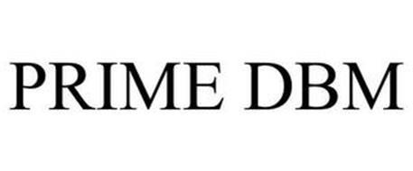 PRIME DBM