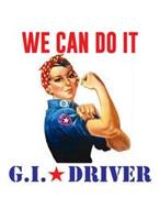 WE CAN DO IT G.I. DRIVER