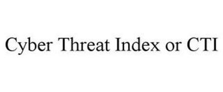 CYBER THREAT INDEX OR CTI