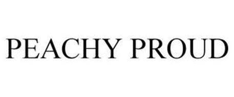 PEACHY PROUD