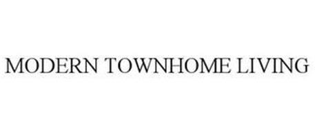 MODERN TOWNHOME LIVING