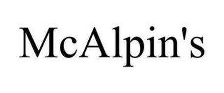 MCALPIN'S