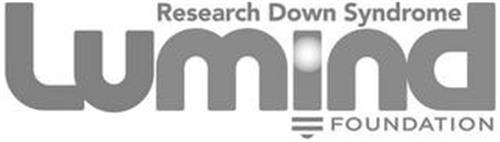 RESEARCH DOWN SYNDROME LUMIND FOUNDATION
