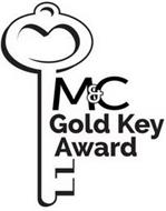 M&C GOLD KEY AWARD
