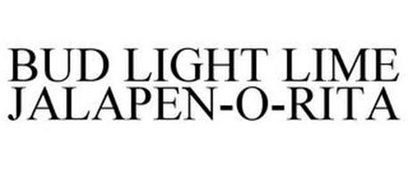 BUD LIGHT LIME JALAPEN-O-RITA