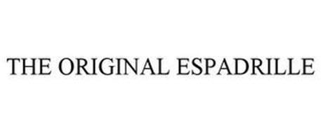 THE ORIGINAL ESPADRILLE