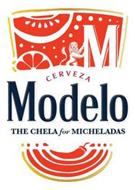 M CERVEZA MODELO THE CHELA FOR MICHELADAS