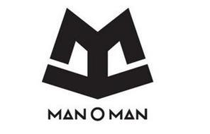 M MAN O MAN