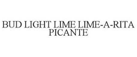 BUD LIGHT LIME LIME-A-RITA PICANTE