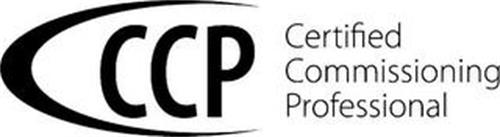 CCP CERTIFIED COMMISSIONING PROFESSIONAL