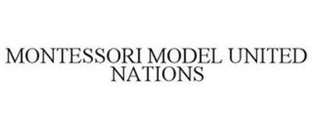 MONTESSORI MODEL UNITED NATIONS