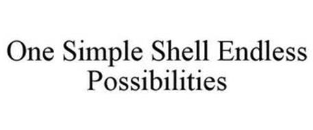 ONE SIMPLE SHELL ENDLESS POSSIBILITIES