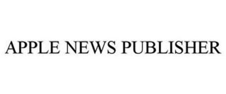 APPLE NEWS PUBLISHER