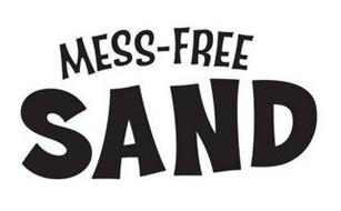 MESS-FREE SAND