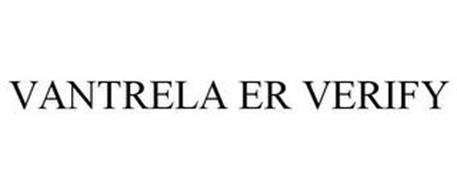 VANTRELA ER VERIFY