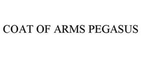 COAT OF ARMS PEGASUS
