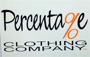 PERCENTA%E CLOTHING COMPANY
