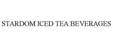 STARDOM ICED TEA BEVERAGES