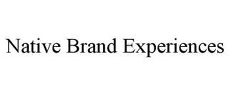 NATIVE BRAND EXPERIENCES
