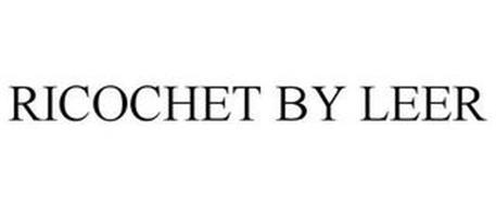 RICOCHET BY LEER
