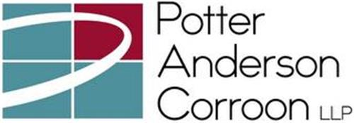 POTTER ANDERSON CORROON LLP