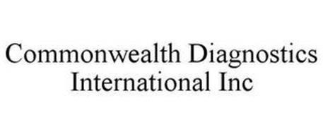 COMMONWEALTH DIAGNOSTICS INTERNATIONAL INC