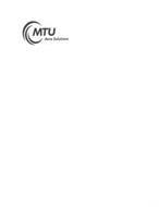 MTU AERO SOLUTIONS