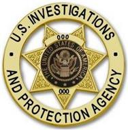U,S. INVESTIGATIONS AND PROTECTION AGENCY AS WELL AS THE UNITED STATES OF AMERICA AND 000