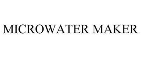 MICROWATER MAKER