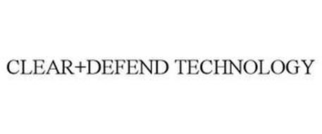 CLEAR+DEFEND TECHNOLOGY