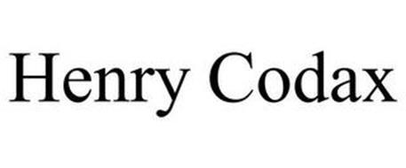 HENRY CODAX