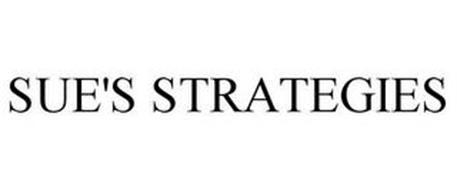 SUE'S STRATEGIES