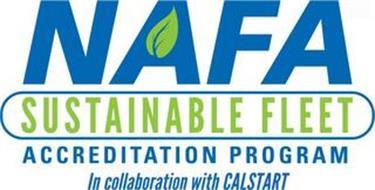 NAFA SUSTAINABLE FLEET ACCREDITATION PROGRAM IN COLLABORATION WITH CALSTART