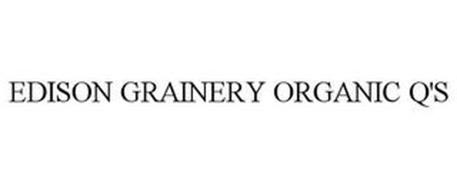 EDISON GRAINERY ORGANIC Q'S