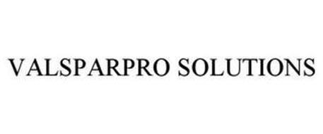 VALSPARPRO SOLUTIONS