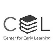 CEL CENTER FOR EARLY LEARNING