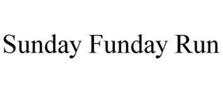 SUNDAY FUNDAY RUN