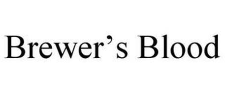 BREWER'S BLOOD