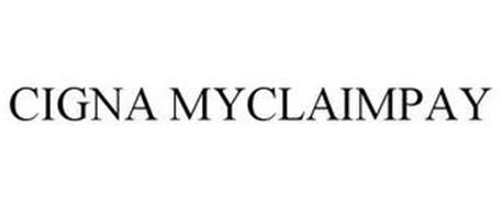 CIGNA MYCLAIMPAY