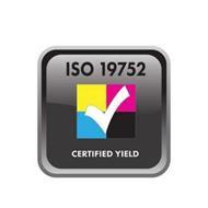 ISO 19752 CERTIFIED YIELD