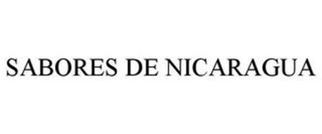 SABORES DE NICARAGUA