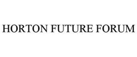 HORTON FUTURE FORUM