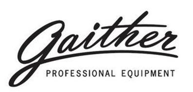 GAITHER PROFESSIONAL EQUIPMENT