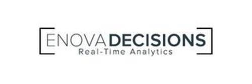 ENOVADECISIONS REAL-TIME ANALYTICS