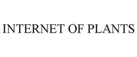 INTERNET OF PLANTS