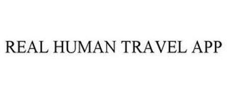 REAL HUMAN TRAVEL APP
