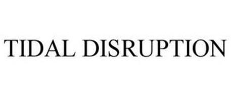 TIDAL DISRUPTION