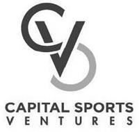 CSV CAPITAL SPORTS VENTURES
