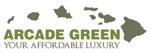 ARCADE GREEN YOUR AFFORDABLE LUXURY